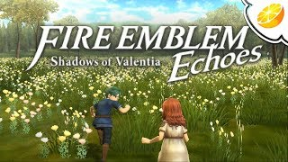 Fire Emblem Echoes: Shadows of Valentia | Citra Emulator Canary 1286 (GPU Shaders, Playable) | 3DS