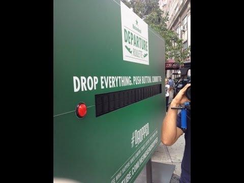 My Heineken Departure Roulette Story