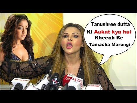 Xxx Mp4 Rakhi Sawant Angry Reaction On Tanushree Dutta Nana Patekar Controversy Part 01 3gp Sex