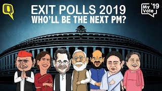 Exit Polls Live: Who'll Be The Next Prime Minister Of India? | The Quint