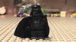 Darth Vader vs Hitler. Epic Lego Battles of History 2