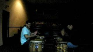 Congas in Brazilian Style