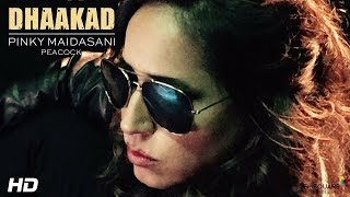 Dhaakad (cover) | Pinky Maidasani Peacock | Aamir Khan | Pritam | Dangal