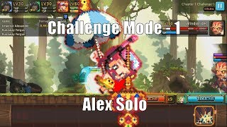 Crusaders Quest - Challenge 1 Alexander Solo (No Inheritance)