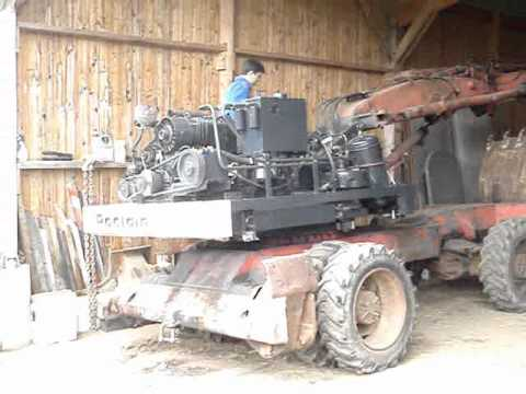 Premier essai de la TY aprés rénovation moteur alsthom reconstruit.