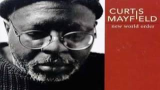 Curtis Mayfield & Lauryn Hill ~ Here But I'm Gone