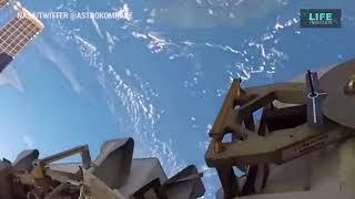 شاهد أحدث تصوير للأرض من الفضاء 2018