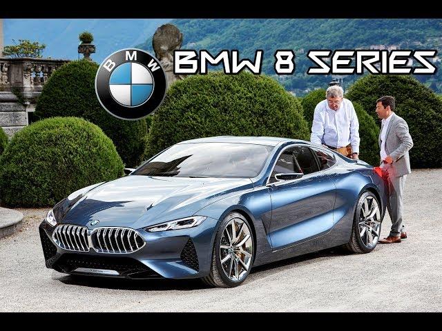 เปิดตำนาน BMW และ All New BMW 8 Series 2018