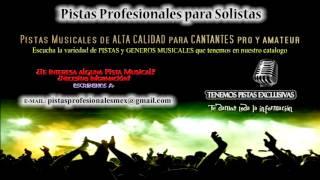 Pista Karaoke - El cerillazo | D.A.R. ( VERSION MARIACHI) DEMO