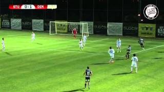 Highlights: SK Sturm 1:1 FC Dinamo Tiflis (0:1)
