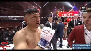 KAZ MMA NEWS - Поражение Куата Хамитова, Победа Сергея Морозова и бой Армана Оспанова!