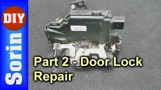 Door Lock Module Repair - Seat Leon 1m / Toledo 2 - Part 2