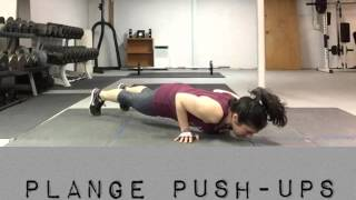 22 Minute Hard Corps: Special Ops: Resistance - Plange Push-ups