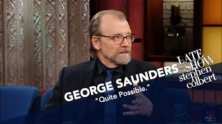 Are We Being Kind Enough To Donald Trump? Author George Saunders Answers