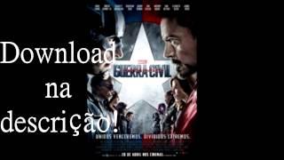 Assistir:Capitão América Guerra civil dublado online! +  DOWNLOAD VIA TORRENT 2017!