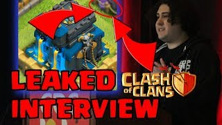 TOWN HALL 12 Update Interview LEAKED! - Clash Of Clans Developer Exposes TH12 Gameplay!