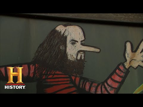 American Pickers: Mike and Frank Purchase a Piece of Rock History (Season 19)   History