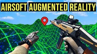 Airsoft Augmented Reality | Desert Fox Events Battle For Lost Angeles (KRYTAC LVOA-C) Part 1