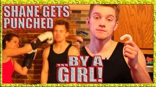 Shane Gets Hit By a Girl: SISU VS. ShockDoctor Mouthguard Review