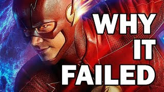 The Flash: Why Season 4 Failed