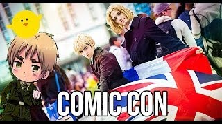 The Wonderneepoos at MCM Comic Con!