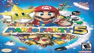 (GC) Mario Party 5 - Story Mode (Hard Mode & All Mini-Games)