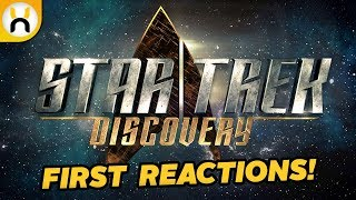 Star Trek: Discovery First Reactions REVEALED