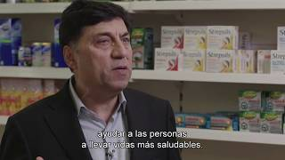 Becoming the leading consumer health and hygiene company (Spanish subtitles)