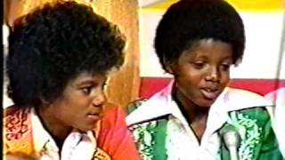 The Jackson 5 - Interview (1974)