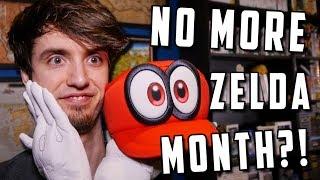 NO MORE ZELDA MONTH? =O - (Mario Month!)