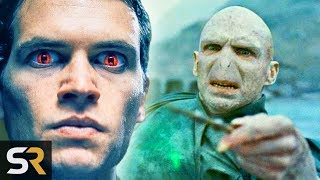 The Messed Up Origins of Lord Voldemort Explained
