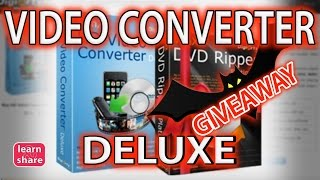 How to Convert Videos, WinX HD Video Converter Deluxe (Windows and Mac OS X)