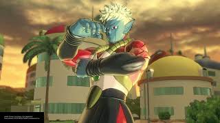 DRAGON BALL XENOVERSE 2 kicu's story part whaaat ever clickbait1000