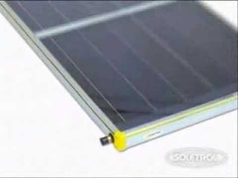 Coletor Solar Soletrol Max Vantagens