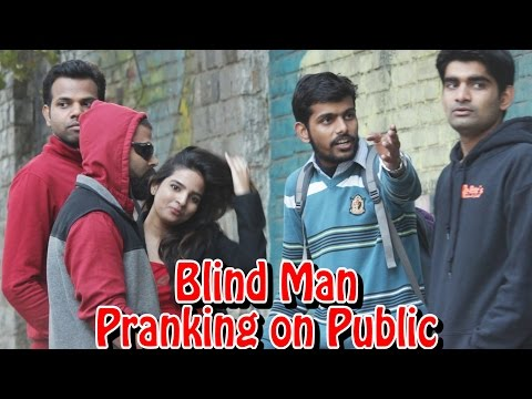 Xxx Mp4 Blind Man Commenting On Girl And Blaming Another Prank THF Ab Mauj Legi Dilli 3gp Sex