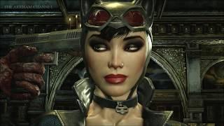 Batman: Return to Arkham – Arkham City – Walkthrough – Catwoman Episode 1