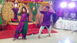 Ashona Valobashona Dance by Shaan and Jesse
