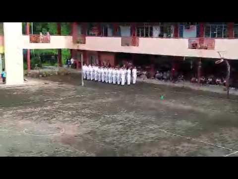 Kawad Formasi PBSM SMK LIMBANAK Part 1