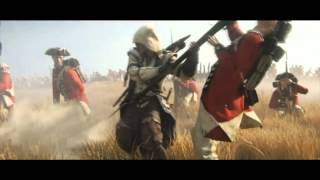 Assassin's Creed 3 - E3 [CGI] Official Trailer [REMIX DUPSTEP] - SEVEN NATION ARMY