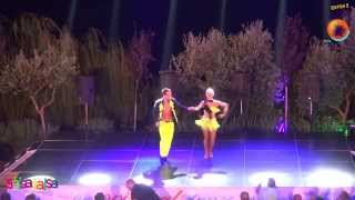 BRUNO - CATARINA | AFROLATIN CONNECTION | 3.LEBANON INT. DANCE FESTIVAL