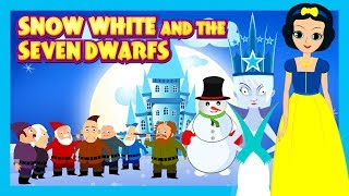 Snow White and Seven Dwarfs - Kids Animation Stories || Snow Queen VS Snow White