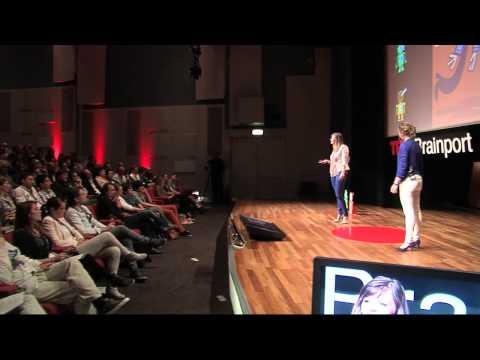How to get and keep women in science Jacqueline Voncken & Mirjam van Laarhoven at TEDxBrainport