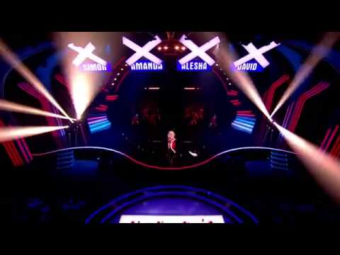 Polak Kony w pol finale Britains Got Talent 2014