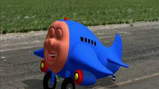 Jay Jay the Jet Plane Crashes and Dies