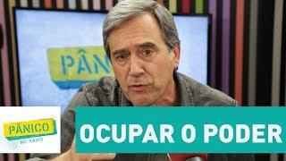Marco Antonio Villa comenta quem pode ocupar o poder | Pânico