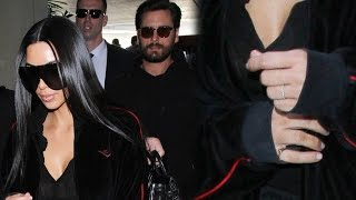 Kim Kardashian Flaunts NEW Wedding Ring & Fans Accuse Her Of Trying To Look