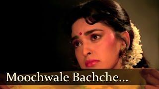 Moochwale Bachche - Juhi Chawla - Anil Kapoor - Benaam Badshah - Bollywood Songs