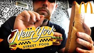 DÉGUSTATION EN LIVE :  Big Hot Dog de McDonald's & Grilled Cheese and Bacon !