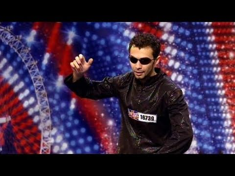 Razy Gogonea Britain s Got Talent 2011 Audition itv talent