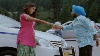 Mini Seduces Petrol Pump Owner - Tere Naal Love Ho Gaya Movie Scene